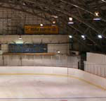 Winter Sports Arena Interior - 2009